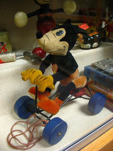 Mickey toy