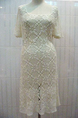 FREE CROCHET WEDDING DRESS PATTERNS   Crochet and Knitting