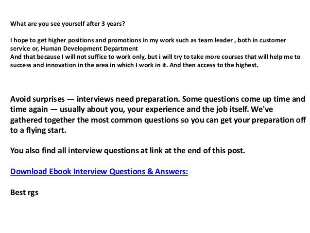 Call center interview questions and answers pdf