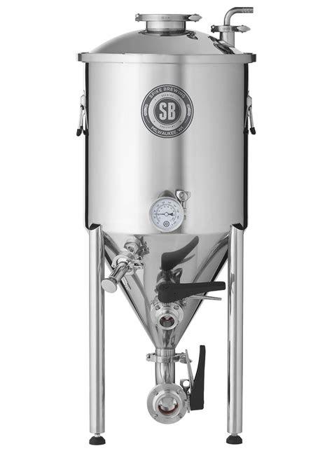 Spike Brewing CF15 Unitank (18 Gallon Capacity)   Bader
