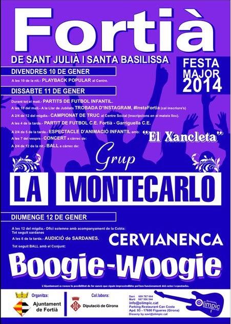 Festa Major hivern 2014