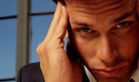Karier mandek bisa bikin stres/ilustrasi