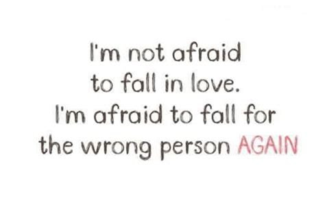 Falling Love Wrong Person Quotes