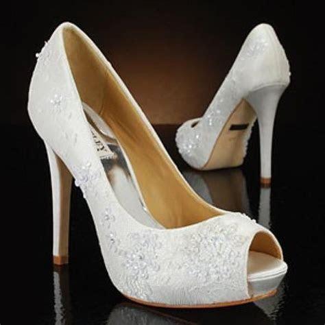 White Wedding Shoes #796659   Weddbook
