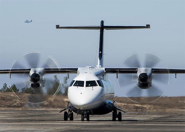 C-146A Wolf Hound Aircraft