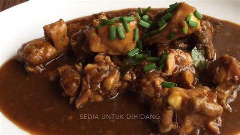 resepi ayam kam heong noxxa youtube