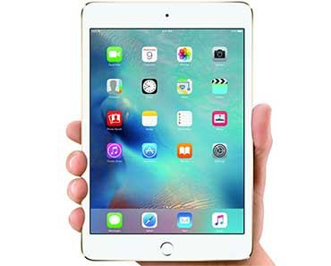 Enter For A Chance To Win An Apple iPad Mini 4