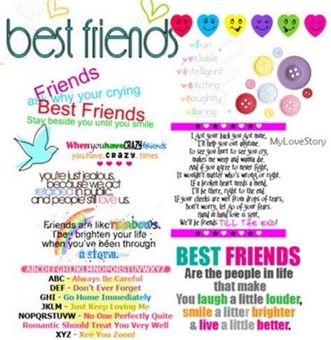 Cute Quotes Missing Your Best Friend