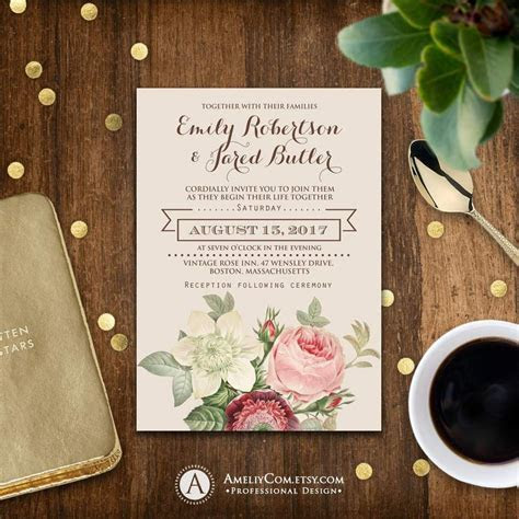 Free Wedding Invitation Templates Uk 1304   Grafisk
