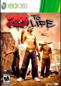 Baixar Jogo 25 to Life (JTAG/RGH) Xbox 360