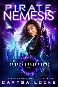 Pirate Nemesis by Carysa Locke