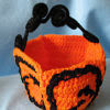 Crochet Candy Dish