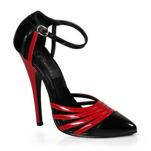 6 Inch Sexy Strappy Shoe D Orsay Designer Sexy Shoes Style
