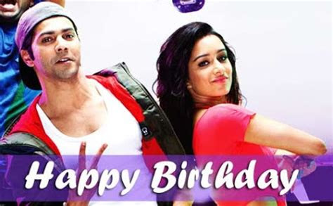 happy birthday hd full video song  abcd