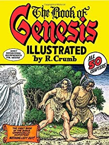 """Cover of """"The Book of Genesis Illustrated..."""