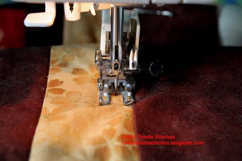 HST quilt quilting