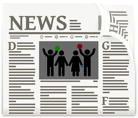 illustration newspaper color show  message