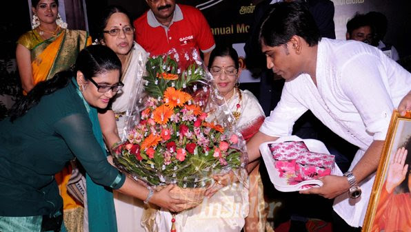 'Melody Queen' P Susheela honored