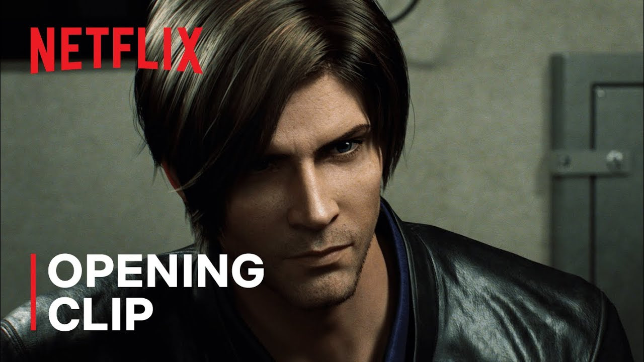 """Resident Evil: Infinite Darkness"" Opening Clip"