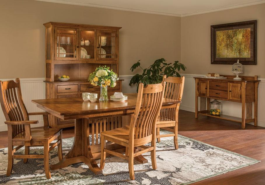 Dining Room Furniture in Rochester, NY - Amish Outlet ...
