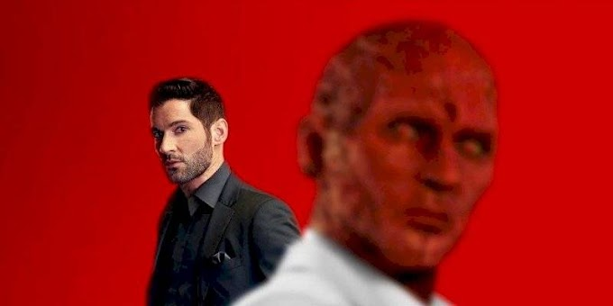Lucifer Temporada 1-5 - Subtitulada, Latino - Drive - 1080