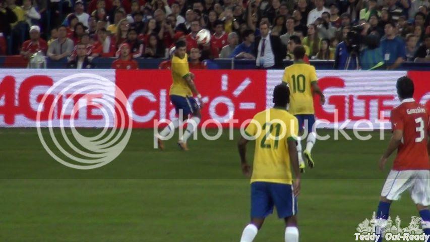 Neymar And Hulk