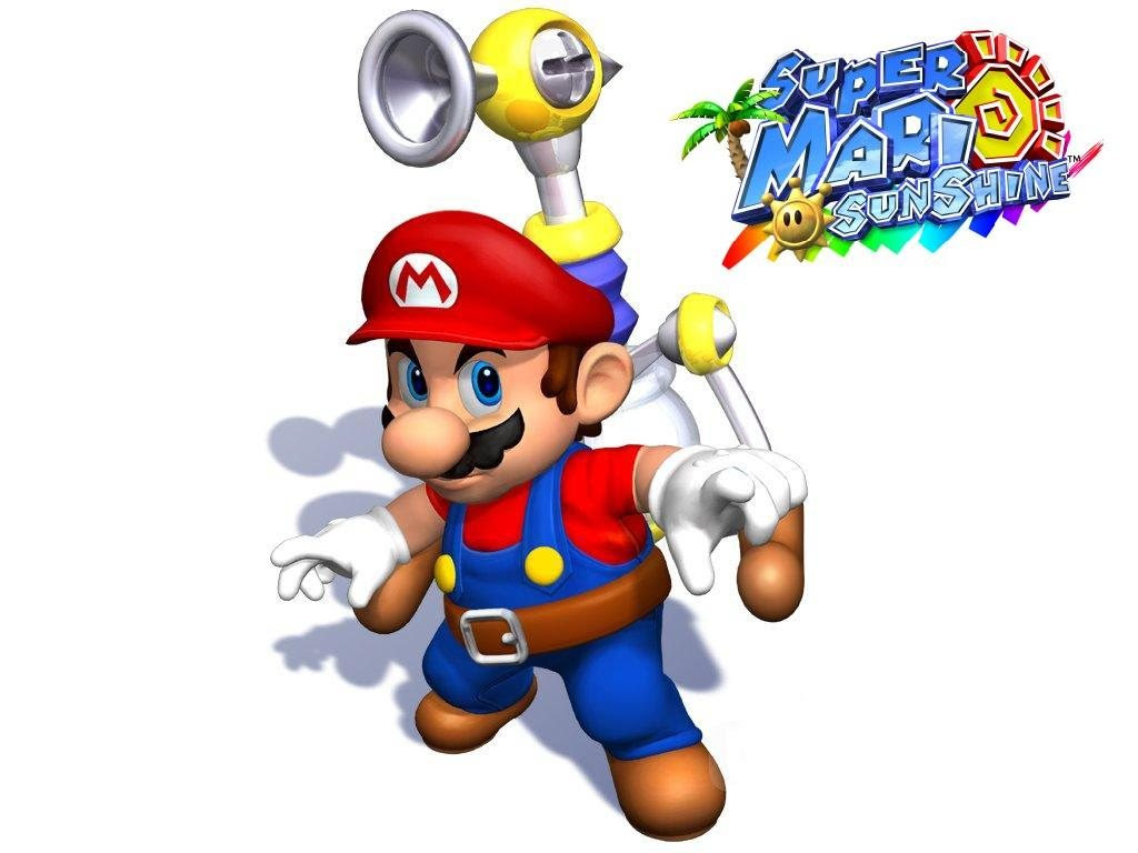 Super Mario Sunshine Wallpaper Wallpapers Quality