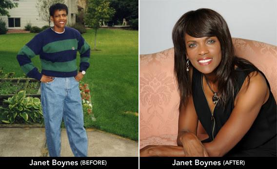Janet Boynes.