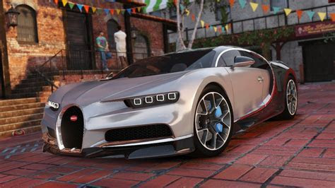Bugatti Chiron & Vision Tuning [Add On] GTA5 Mods.com