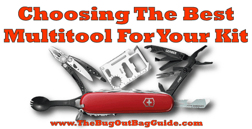 Best Multitool For Backpacking Survival