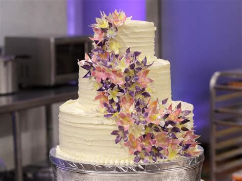 Hawaiian Lei Wedding Cake Recipe   Food Network