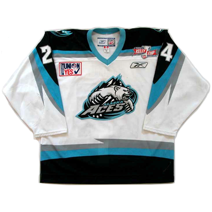 Alaska Aces jersey
