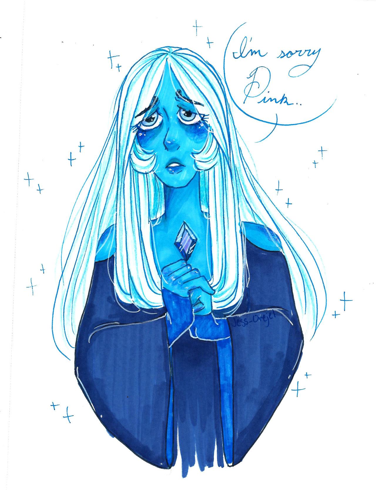 Blue Diamond 💙