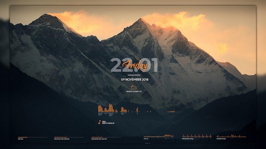 Robik desktop customization