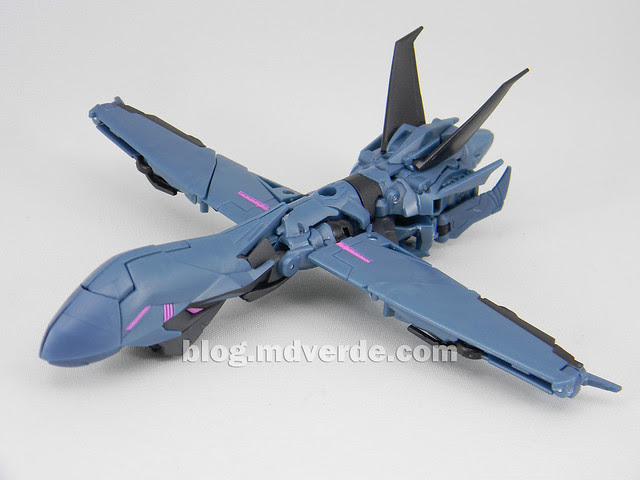Transformers Soundwave - Prime RID - modo alterno
