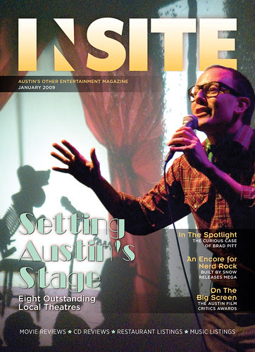 January 2009 INsite - Cover