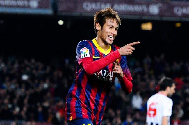 How Barcelona's Neymar Can Improve in 2014 as Brazil's ...