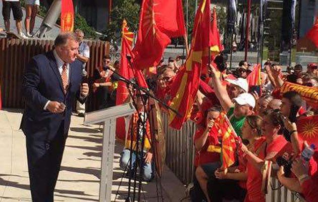 Αυστραλός βουλευτής: Να αναγνωριστούν τα Σκόπια «Δημοκρατία της Μακεδονίας» –  «Βράζει» η ελληνική ομογένεια