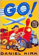 Go! by Daniel Kirk: Book Cover