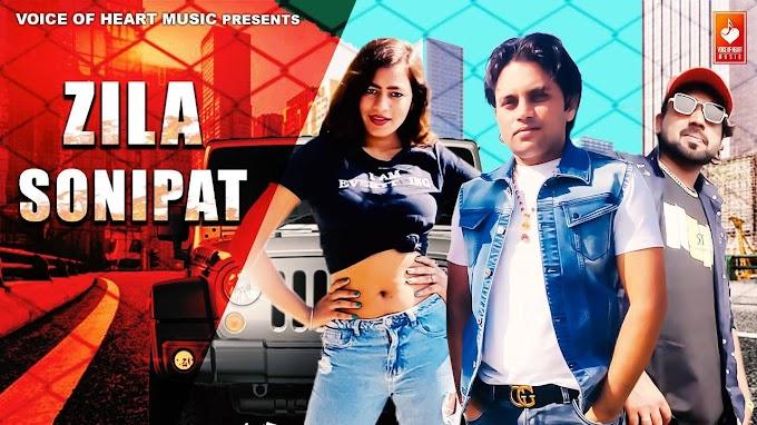 Watch Latest 2021 'Haryanvi' Song Music Video - 'Zila Sonipat' Sung by Keshav Chirasmiya and Aditya Panchal | Haryanvi Video Songs - Times of India