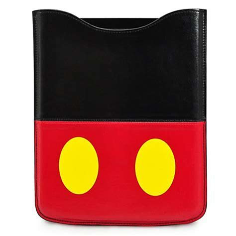 Your WDW Store   Disney iPad Sleeve   Mickey Mouse Buttons