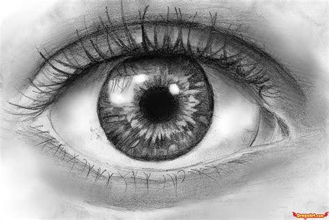 draw  eye  pencil step  step eyes people