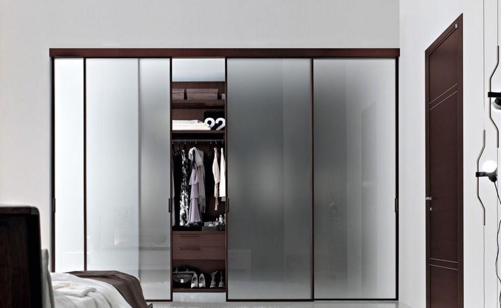 Bedroom Modern Closet Designs