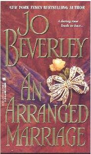 An Arranged Marriage copyright by Jo Beverley
