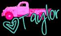 Pink Heels Pink Truck