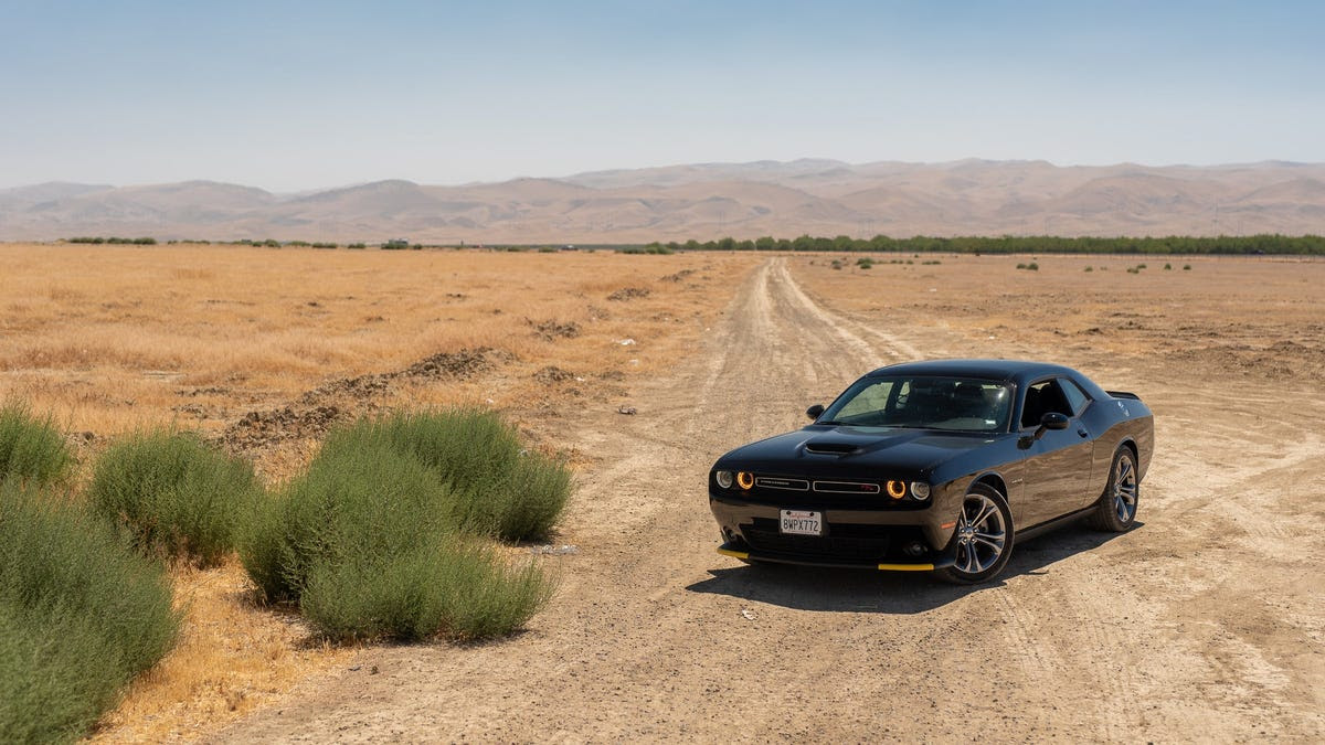 The Dodge Challenger: America's Id