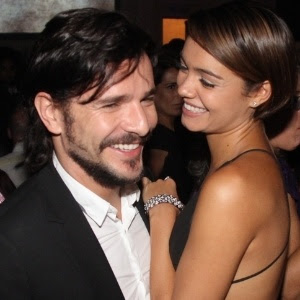Daniel e Sophie namoram desde 2014