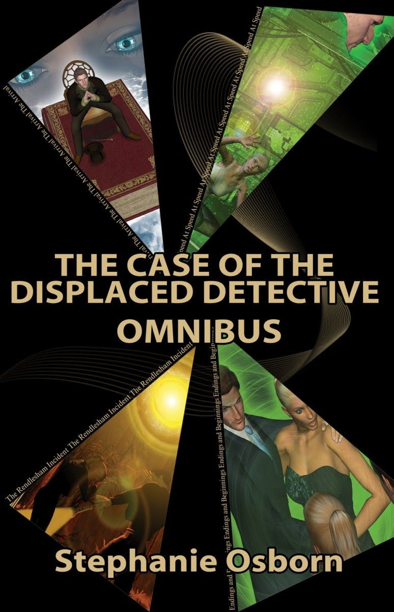 The Displaced Detective Omnibus