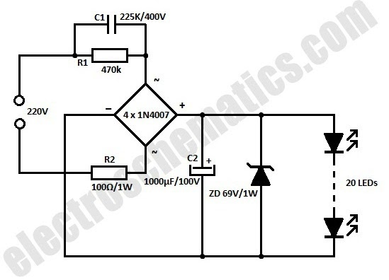 120v Led Wiring Diagram Free Picture Schematic