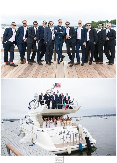 Port Washington Yacht Club Wedding, Port Washington, New